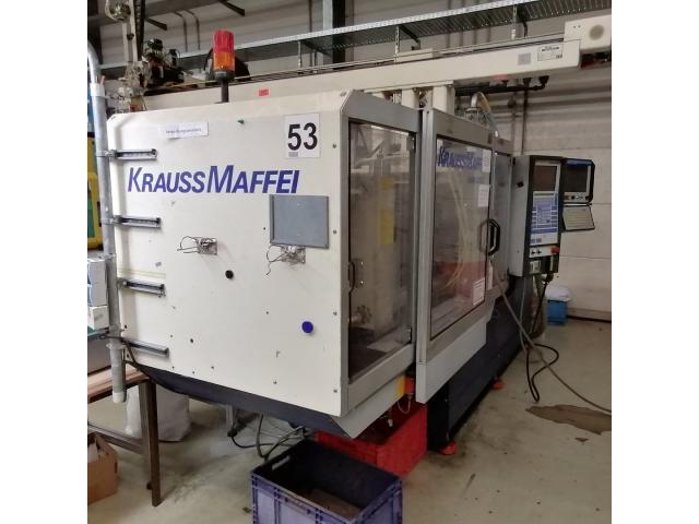 Spritzgießmaschine Krauss Maffei KM 80 C1 - 2
