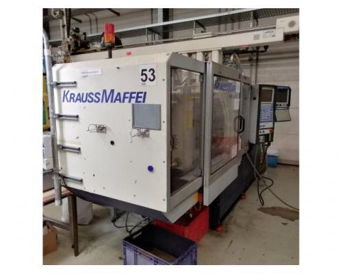Spritzgießmaschine Krauss Maffei KM 80 C1 - Bild 2