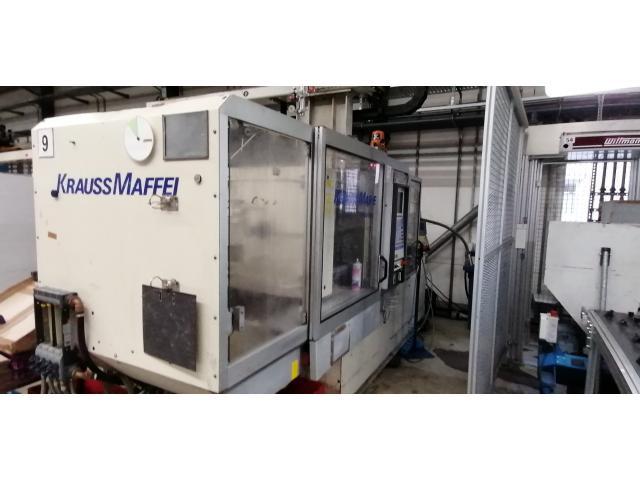 Spritzgießmaschine Krauss Maffei KM 150 / 700 - C2 - 2