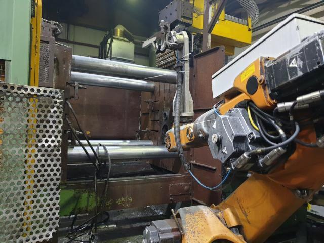 Industrieroboter Kuka KR60-3F - 1