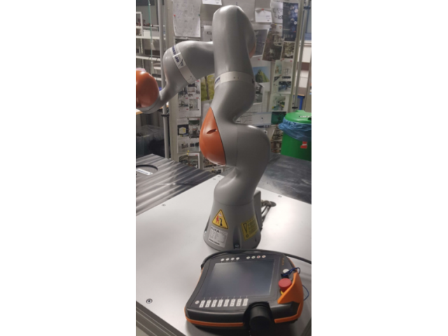 Industrieroboter KUKA CoBot Modell LBR IIwa 7 800 - 4