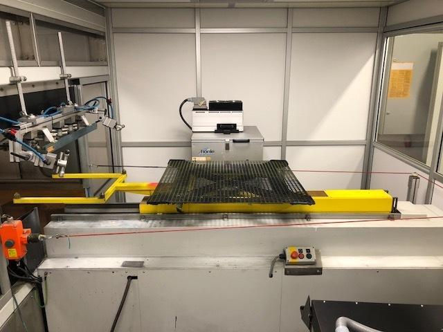 Roboter-Lackieranlage Sprimag DA 800 mit ROB - 5
