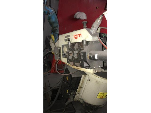 Schweißroboter IGM - 2