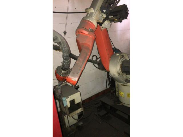 Schweißroboter IGM - 6