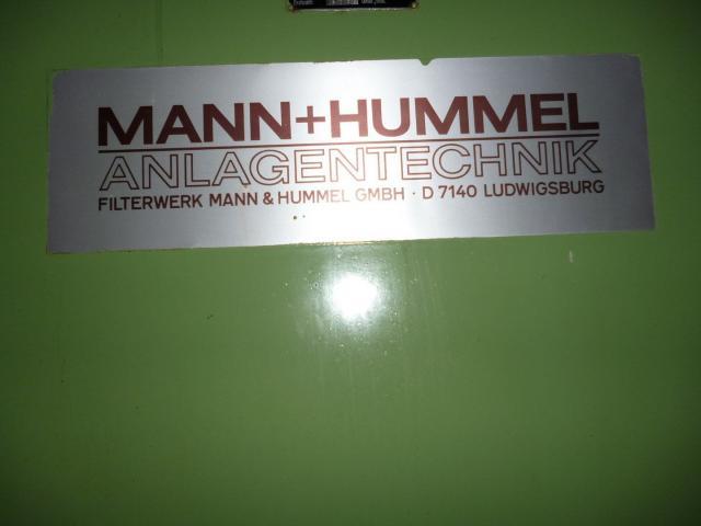 Filter Mann&Hummel - 1