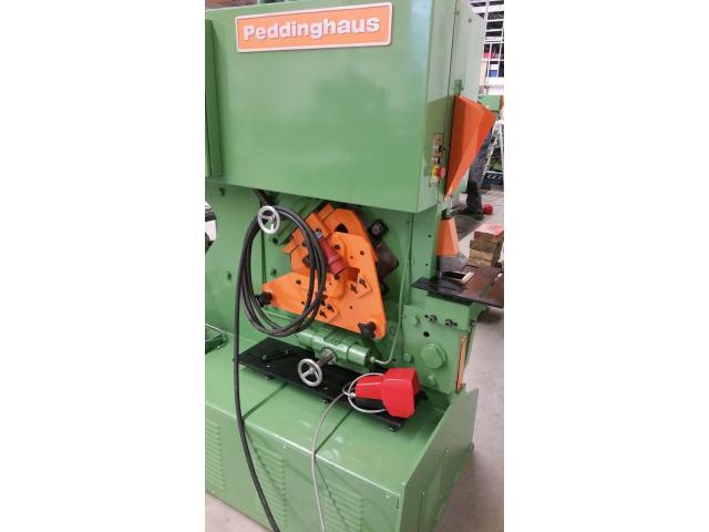 Peddinghaus Peddimaster 110/170  Profilstahlschere - 1