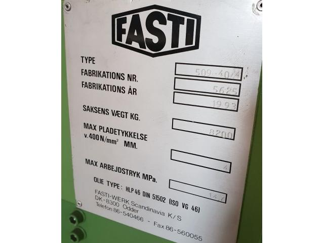 Fasti 509-40-4 Tafelschere - 8
