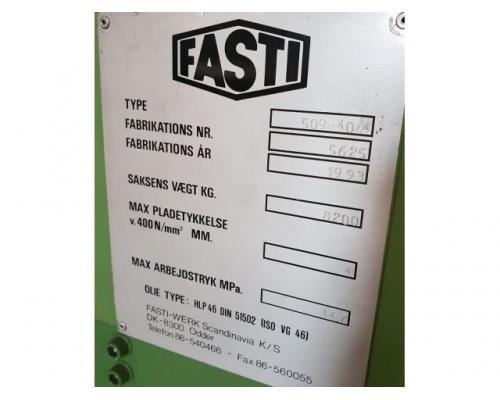 Fasti 509-40-4 Tafelschere - Bild 8