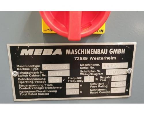 Meba 400 G 700 Bandsäge - Bild 14