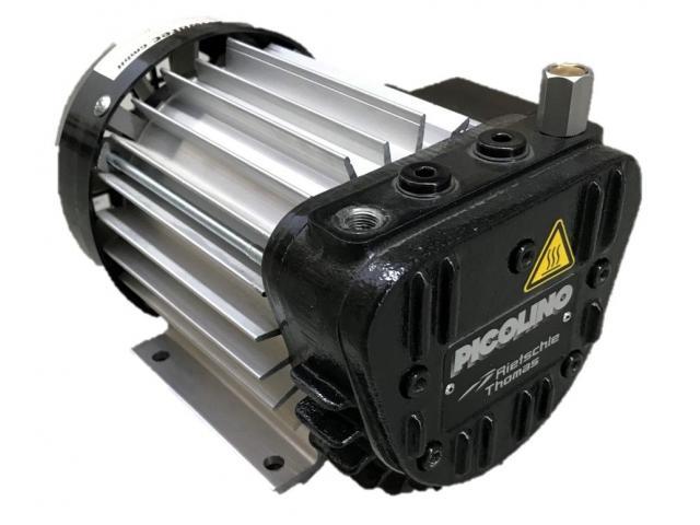 Trockenlaufende Drehschieber Vakuumpumpe VTE 3 - 1