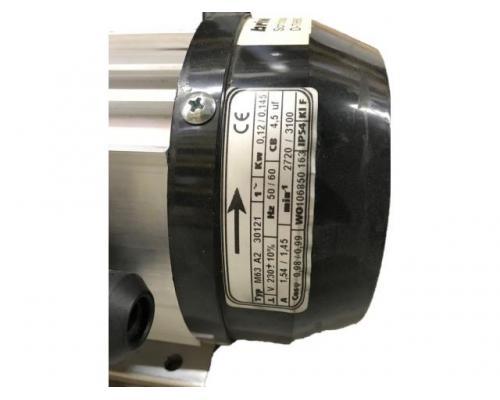 Trockenlaufende Drehschieber Vakuumpumpe VTE 3 - Bild 3