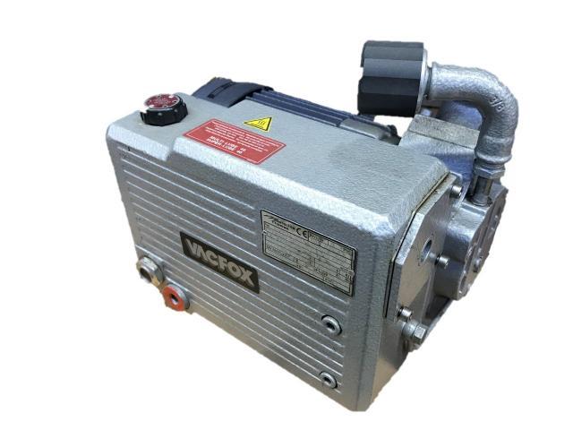 ölgeschmierte Drehschiebervakuumpumpe VGD 10 - 1