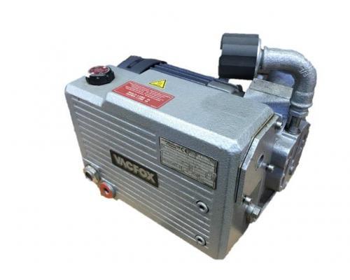 ölgeschmierte Drehschiebervakuumpumpe VGD 10 - Bild 1