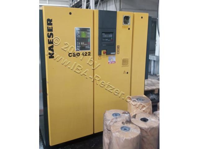 Schraubenkompressor Kaeser CSD 122 - 1