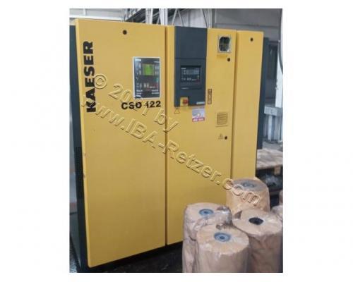 Schraubenkompressor Kaeser CSD 122 - Bild 1