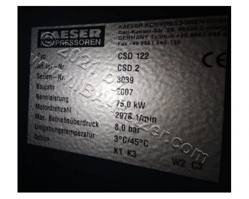 Schraubenkompressor Kaeser CSD 122 - Bild 3