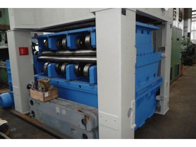 WMW Gotha Blechrichtmaschinen UBR 10x 2000/1-16 - 2