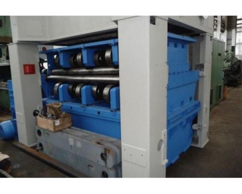 WMW Gotha Blechrichtmaschinen UBR 10x 2000/1-16 - Bild 2