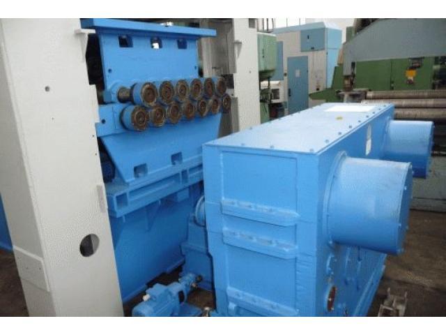 WMW Gotha Blechrichtmaschinen UBR 10x 2000/1-16 - 3