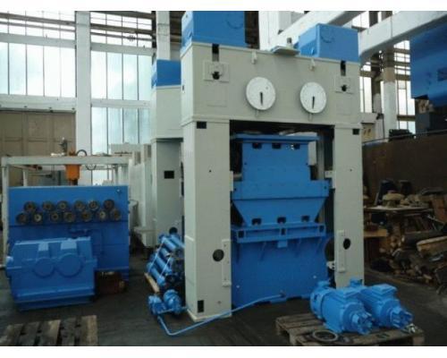 WMW Gotha Blechrichtmaschinen UBR 20x1600 - Bild 1