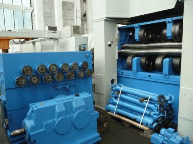 WMW Gotha Blechrichtmaschinen UBR 20x1600 - 2