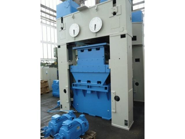 WMW Gotha Blechrichtmaschinen UBR 20x1600 - 4