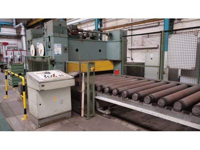 WMW Gotha Blechrichtmaschinen UBR 10x2000/1-16x WDK - 1