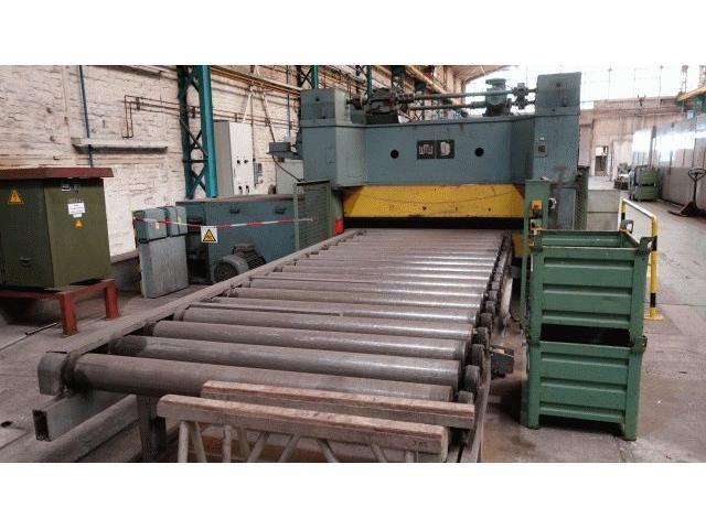 WMW Gotha Blechrichtmaschinen UBR 10x2000/1-16x WDK - 2