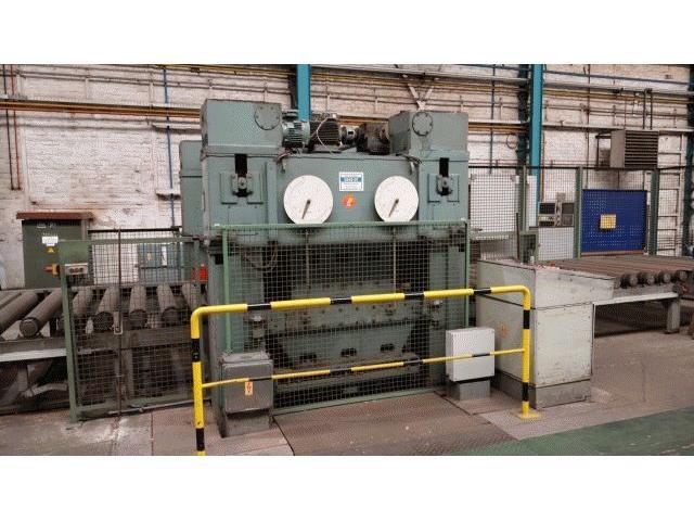 WMW Gotha Blechrichtmaschinen UBR 10x2000/1-16x WDK - 3