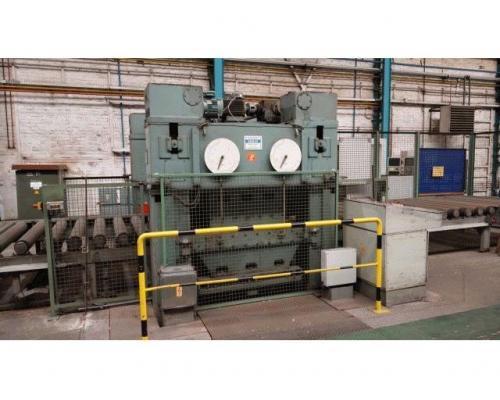 WMW Gotha Blechrichtmaschinen UBR 10x2000/1-16x WDK - Bild 3