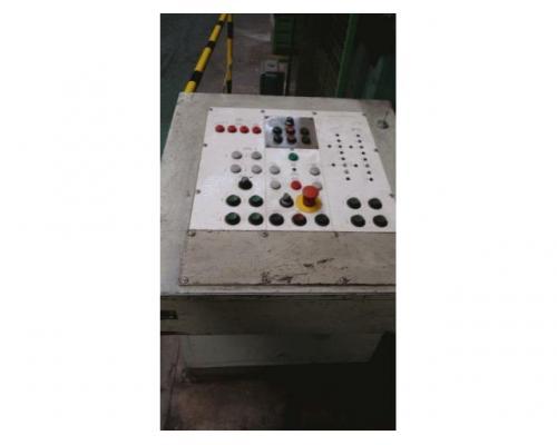 WMW Gotha Blechrichtmaschinen UBR 10x2000/1-16x WDK - Bild 4