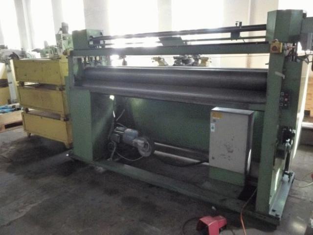 Blechrichtmaschinen WV 4 / 2250 - 2