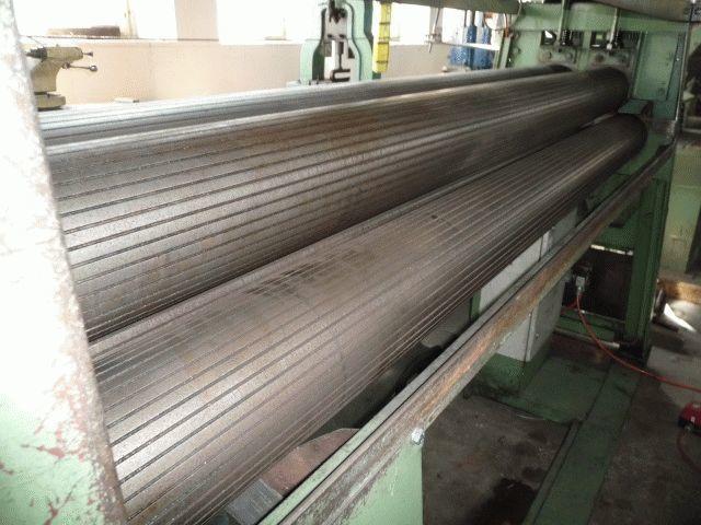 Blechrichtmaschinen WV 4 / 2250 - 3