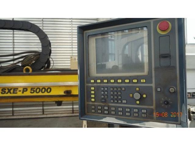 ESAB Suprarex7 Brennschneid/Plasmaschneidanlagen SXE-P5000 - 3