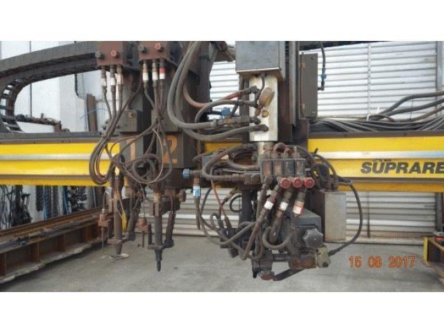 ESAB Suprarex7 Brennschneid/Plasmaschneidanlagen SXE-P5000 - 4