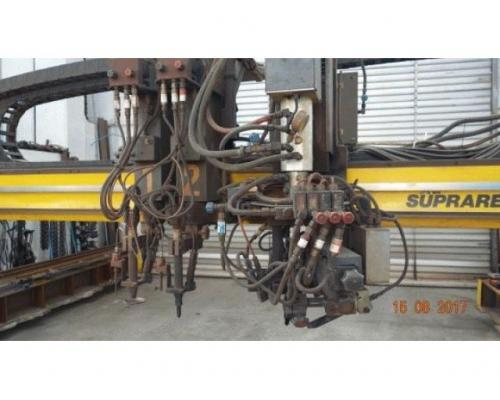 ESAB Suprarex7 Brennschneid/Plasmaschneidanlagen SXE-P5000 - Bild 4