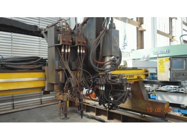 ESAB Suprarex7 Brennschneid/Plasmaschneidanlagen SXE-P5000 - 5