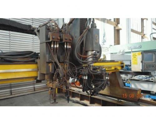 ESAB Suprarex7 Brennschneid/Plasmaschneidanlagen SXE-P5000 - Bild 5