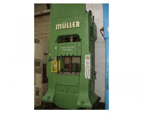 Müller Hydraulikpressen ZE 100-8.3.6 - Bild 1