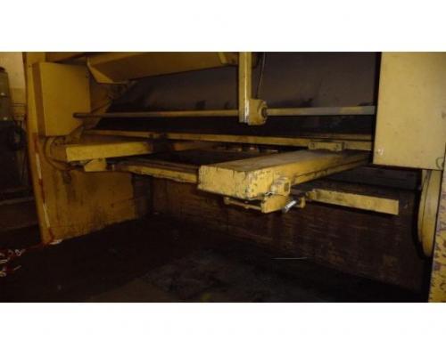 Beyeler Tafelscheren CP 3100x16 - Bild 3