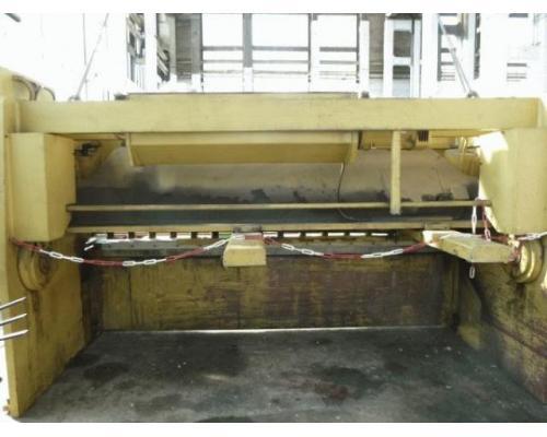 Beyeler Tafelscheren CP 3100x16 - Bild 5