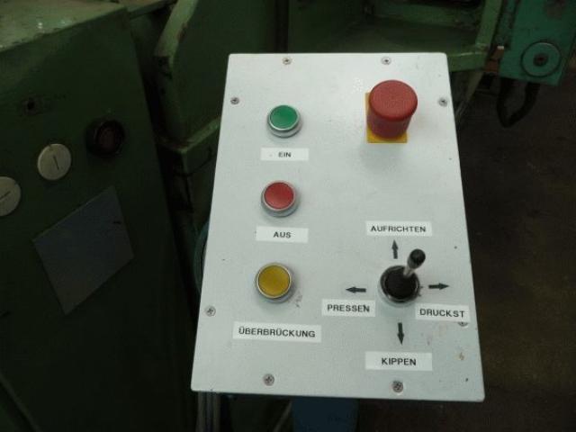 Pellisier Hydraulische Presse HHP 160 - 2