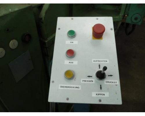 Pellisier Hydraulische Presse HHP 160 - Bild 2