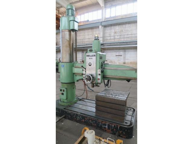 Heller Radialbohrmaschinen  RB50x1600 - 1