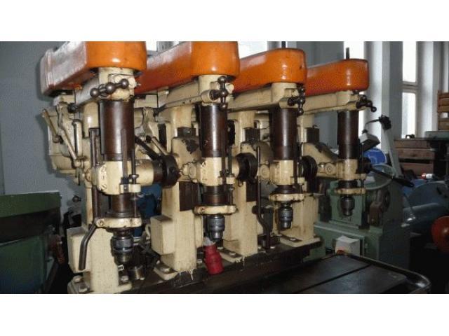 WEBO Reihenbohrmaschinen S3e - 1