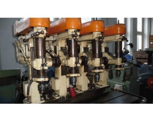 WEBO Reihenbohrmaschinen S3e - Bild 1