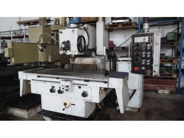 WMW Heckert Konsolfräsmaschinen FQ 400S - 2