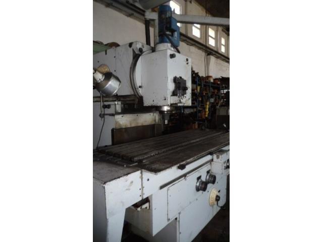 WMW Heckert Konsolfräsmaschinen FQ 400S - 3