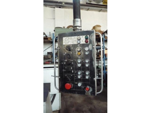 WMW Heckert Konsolfräsmaschinen FQ 400S - 4