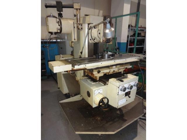 WMW Konsolfräsmaschinen FU 250x1000 - 1